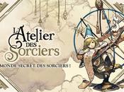 édition limitée pour quatrième volume relié manga L'Atelier Sorciers Japon