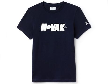 T-shirt Lacoste Novak