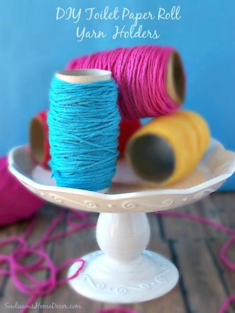 11 idées ingénieuses pour réutiliser les rouleaux de papier toilette