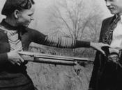 Bonnie Clyde, couple mythique