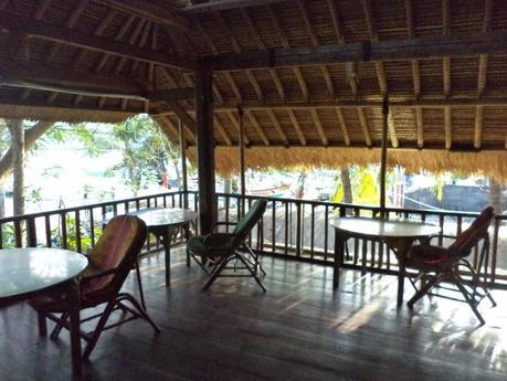 Une escale à Padang bai