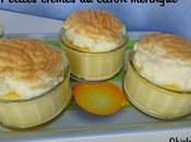 Petites crèmes citron meringué