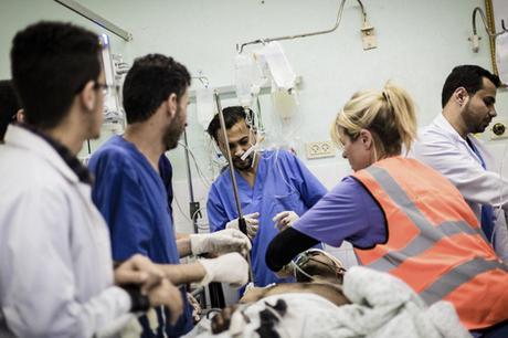 Gaza : après l'afflux massif de blessés, le CICR renforce pour 6 mois les capacités médico-chirurgicales des structures de santé