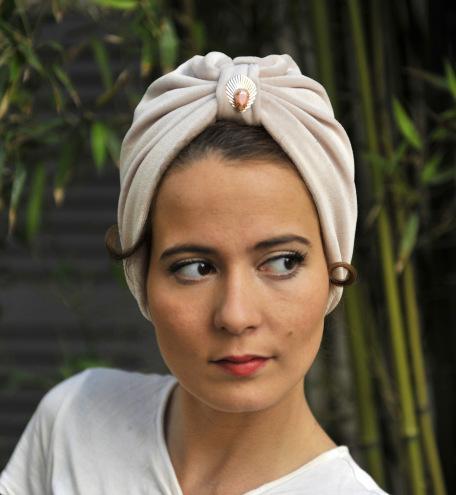 Connaissez-vous le turban PAÏNA PULZ ?