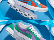 Sneakers semaine Tyler, Creator Converse Two-Tone GOLF FLEUR* Stars
