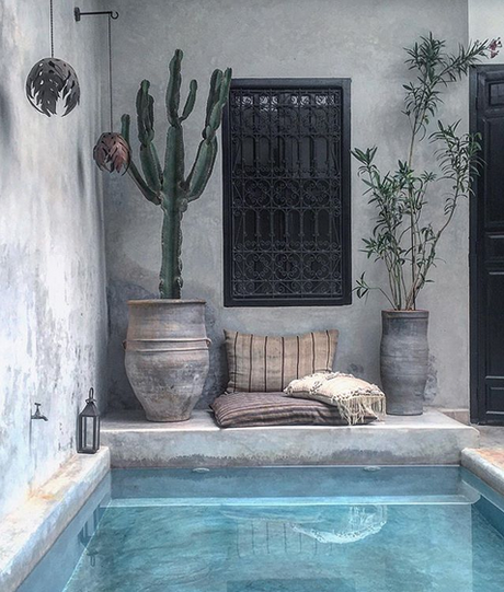Slow life à Marrakech