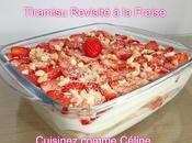 Tiramisu Revisité fraise