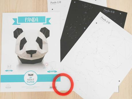 Découverte des créations papier by Agent Paper