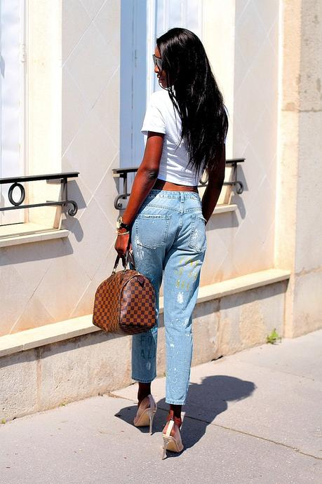 sac-speedy-30-louis-vuitton-jeans-destroy-crop-top