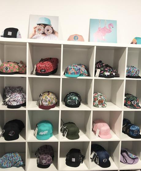 Nouvelle collection printemps-été 2018 des casquettes Headster kids