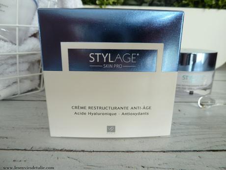 Stylage Skin Pro des Laboratoires Vivacy, une gamme de soins dermo-cosmétiques anti-âge