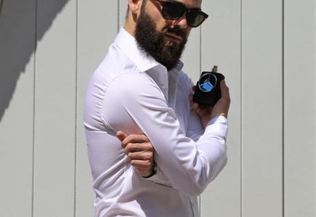 Flacon eau de toilette Mercedes-Benz pour homme
