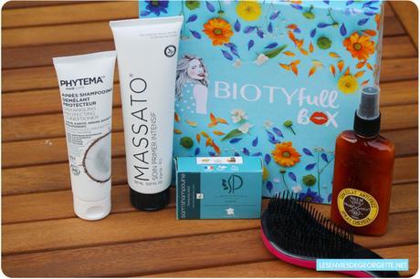 La Biotyfull Box de Mai : 100% cheveux !