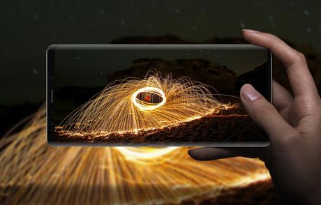 Galaxy Note 9 (concept)