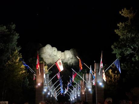 Jours 12 et 13 - Mt Rushmore et Devils Tower [Traversée USA]