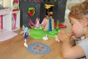 Petit enfant : temps calme sans écran