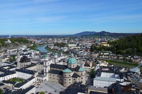 salzbourg city guide point de vue forteresse festung hohensalzburg