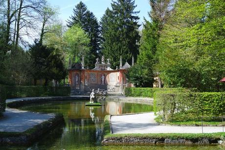 salzbourg city guide salzburgerland schloss château hellbrunn