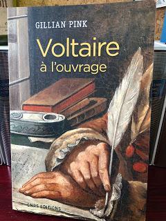 Pratiques de lecture et travail intellectuel : le cas Voltaire