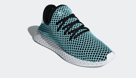 Adidas Deerupt Parley