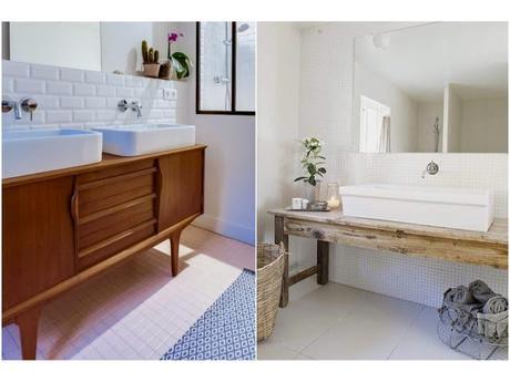 Les 8 incontournables pour une salle de bain tendance