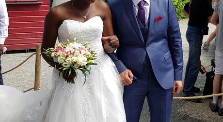 OOTD  Wedding day avec le chéri !