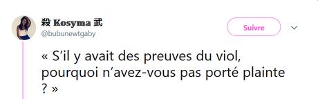 """viol """"l'absence preuve"""""""