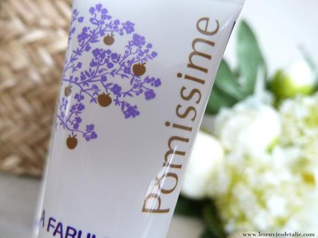 La Fabuleuse Pomissime - le nutri baume à lèvres réparateur signé Clémascience