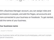 Comment créer annonce Facebook l'aide Business Manager