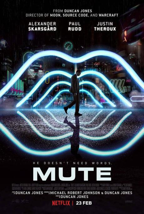 Mute – Période berlinoise