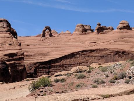 Jour 17 - Arches National Park [Traversée USA]
