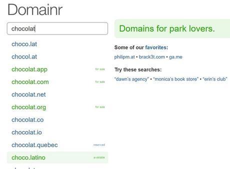 Quoi faire avant d'acheter un nom de domaine ?