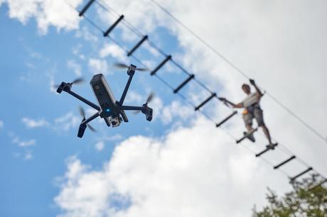 Parrot présente son nouveau drone 4K: ANAFI