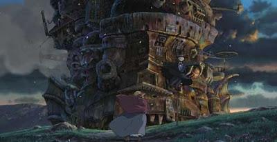 Le Château ambulant - Hauru no ugoku shiro, Hayao Miyazaki (2004)