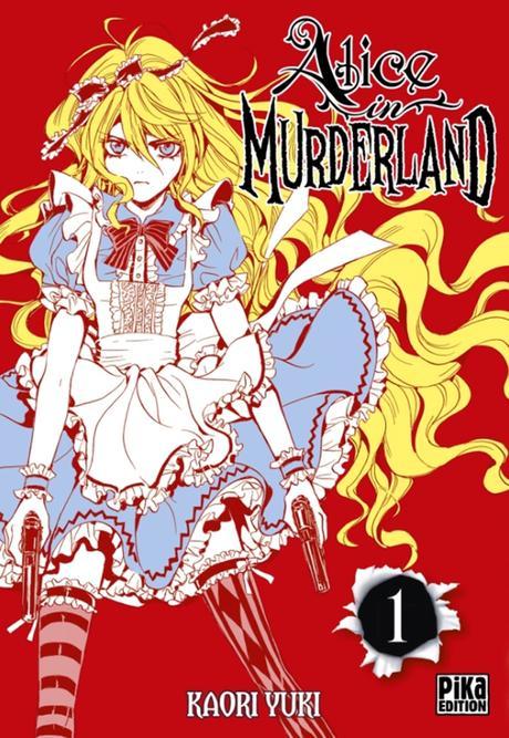 Fin annoncée pour le manga Alice in Murderland (Kakei no Alice)