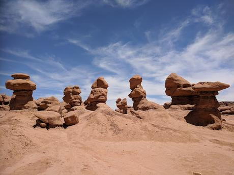 Jour 18 - Goblin Valley & Little Wild Horse Canyon [Traversée USA]