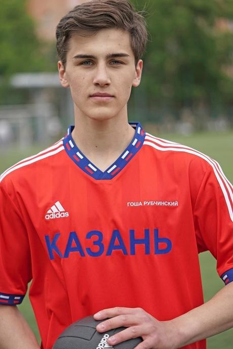Gosha Rubchinskiy collabore avec Adidas pour la Coupe du Monde 2018