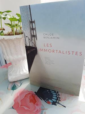 Les immortalistes de Chloé Benjamin