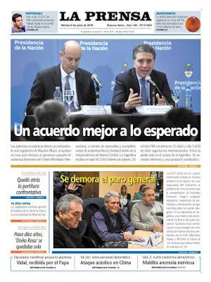 L'Argentine sous la coupe du FMI pour trois ans [Actu]