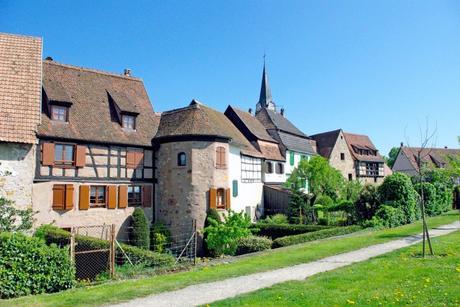 Remparts de Bergheim