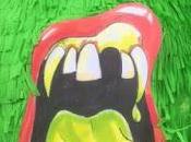 L'indispensable Pinata (Monster party préparation)