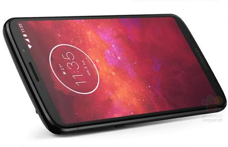 Motorola a dévoilé son Moto Z3 Play.
