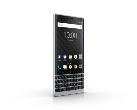 BlackBerry KEY2 : un look vraiment top !