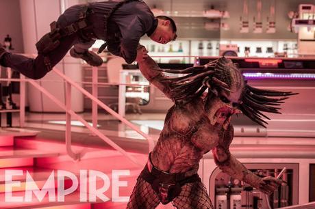 Premier spot TV pour The Predator de Shane Black