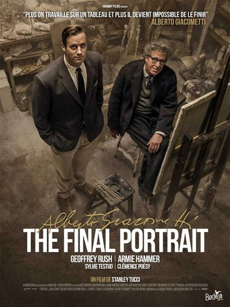 [CRITIQUE] : Alberto Giacometti, The Final Portrait