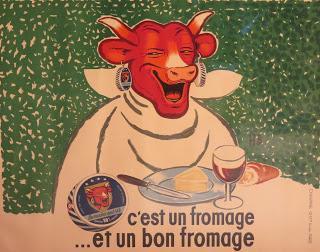 ancienne publicité la vache qui rit
