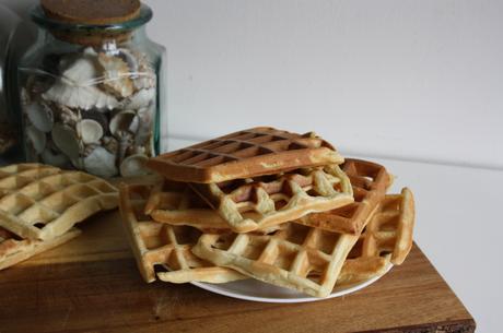 recette gaufres legères blog cuisine healthy