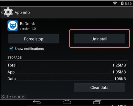 Supprimer les annonces publicitaires, les redirections et les virus sur Android Phone (Guide d'aide)