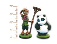 Takenoko, entre le jardinier et le panda le temps n'est pas toujours au beau fixe ! Chez Matagot et Bombix