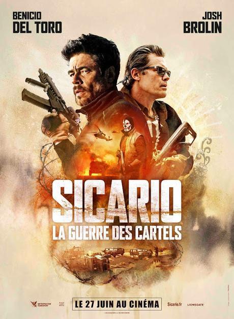 Premier extrait VOST pour Sicario La Guerre des Cartels de Stefano Sollima